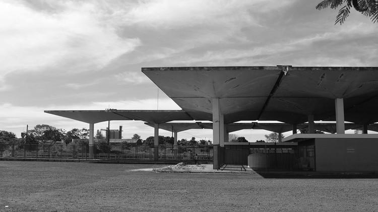 Clássicos da Arquitetura: Estação Ferroviária de Ribeirão Preto / Oswaldo Bratke, © Ana Carolina Gleria Lima