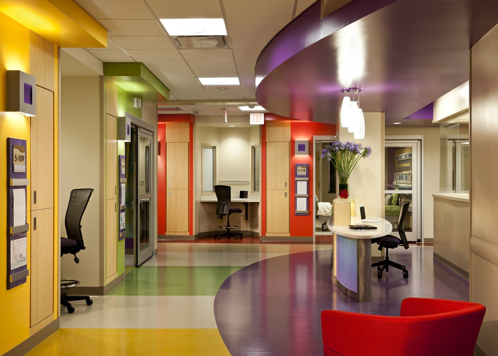 Gallery of Phoenix Children's Hospital / HKS Architects - 21