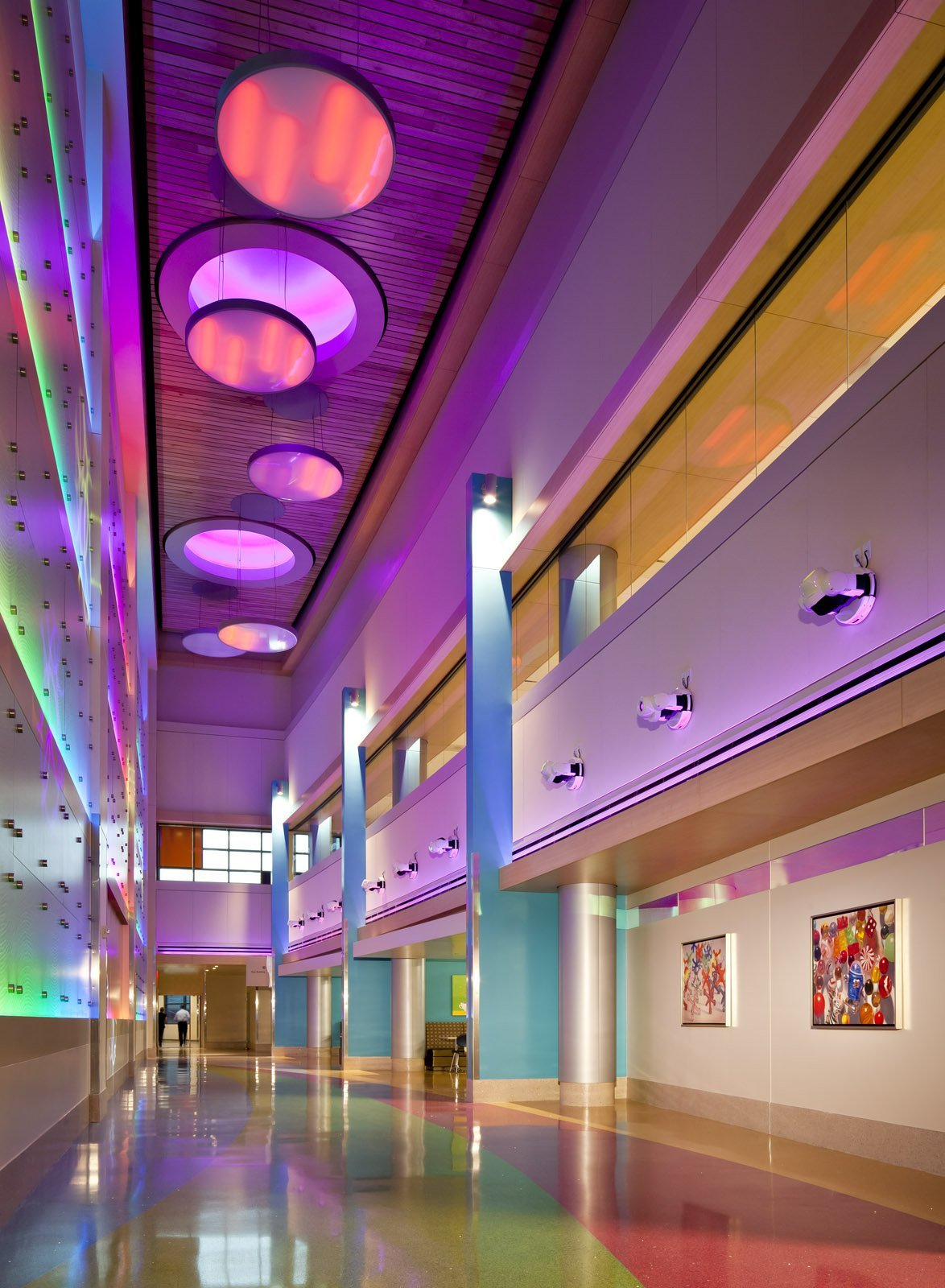 Gallery Of Phoenix Children S Hospital Hks Architects 16