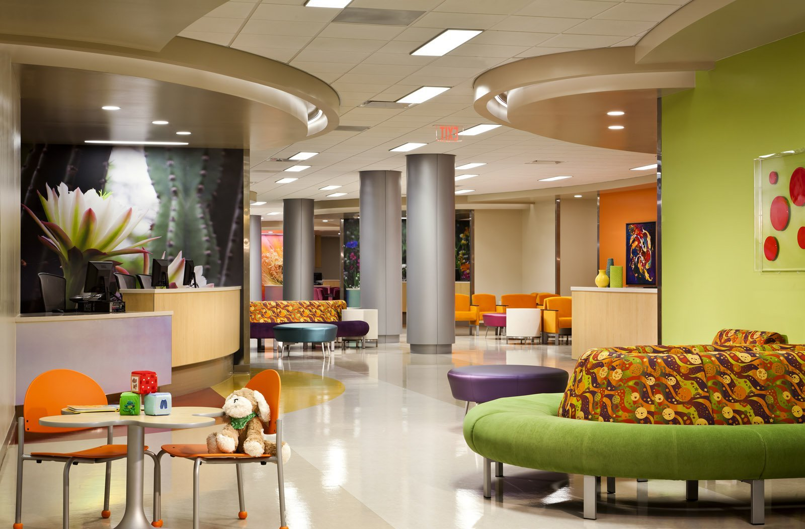 Gallery Of Phoenix Childrens Hospital HKS Architects 22