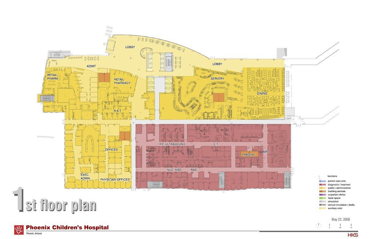 Gallery Of Phoenix Children S Hospital Hks Architects 11