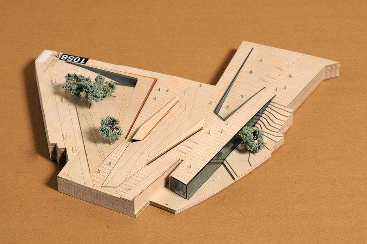 Architekten Erfurt gallery of winners announced for the bauhaus museum in weimar 20
