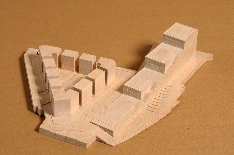 Architekten Weimar gallery of winners announced for the bauhaus museum in weimar 17