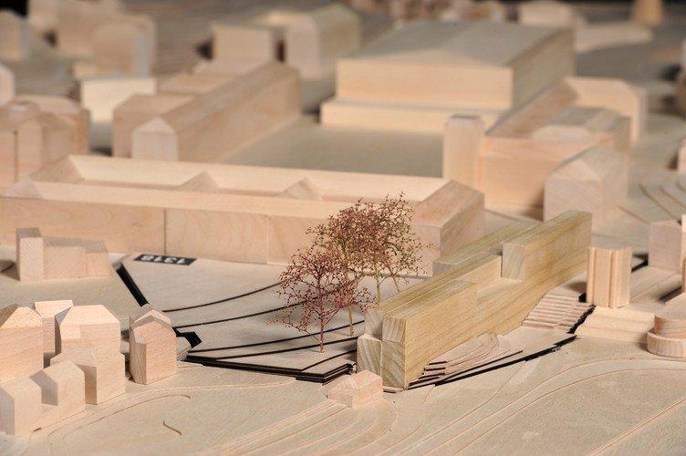Architekten Weimar gallery of winners announced for the bauhaus museum in weimar 14