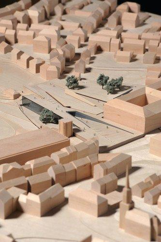 Architekten Erfurt gallery of winners announced for the bauhaus museum in weimar 11