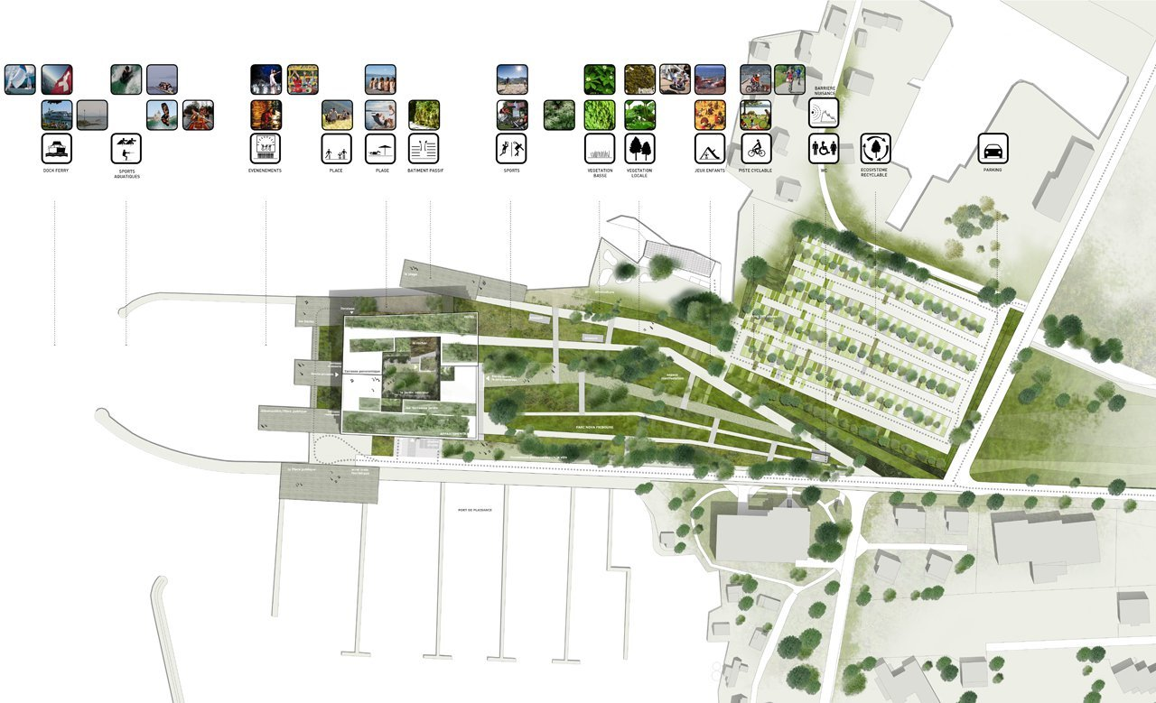 Gallery of stavia 2012 hotel proposal marciano for Architecture sites