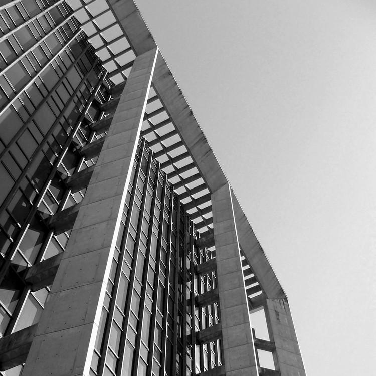 Clássicos da Arquitetura: BDMG / Humberto Serpa, © Marcelo Palhares Santiago (ARQBH)