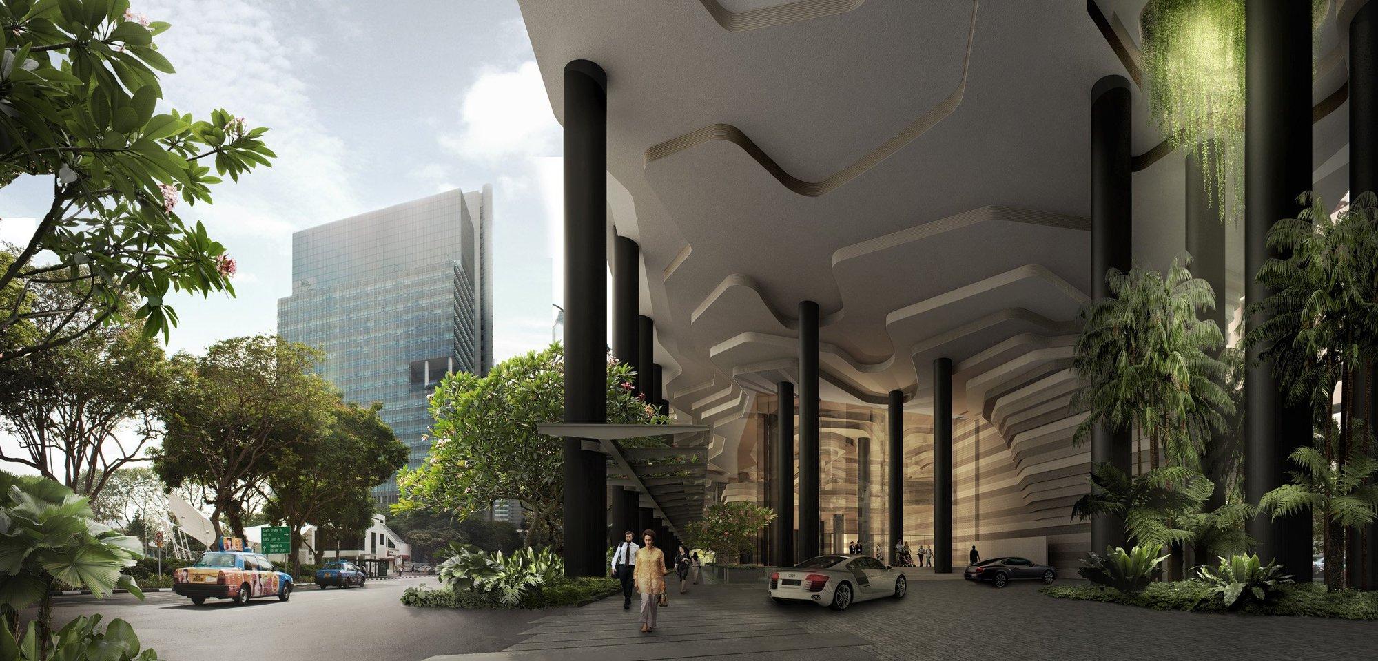 Park Hotel Singapore