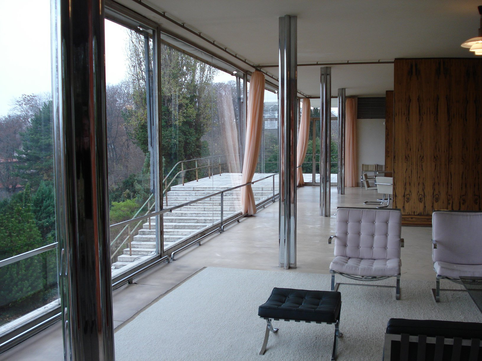 Mies Der Rohe Haus Tugendhat gallery of a historical masterpiece reopens to the villa