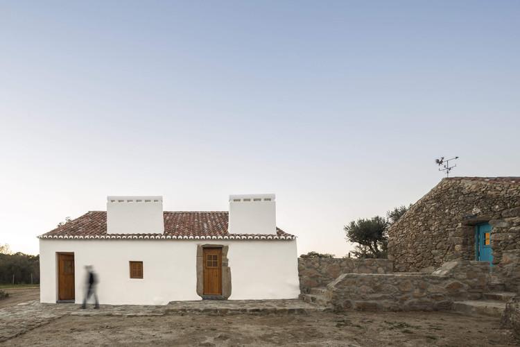 Casas Caiadas / Pereira Miguel Arquitectos, © Fernando Guerra | FG+SG
