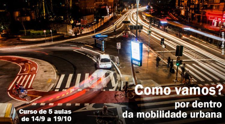 23 SUL Arquitetura promove curso sobre mobilidade urbana