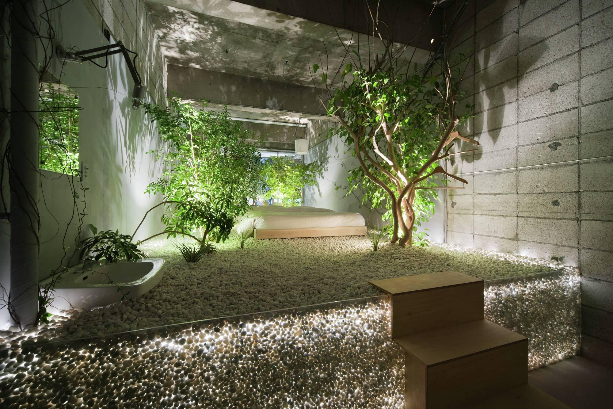 Japan S New Masters Yuko Nagayama Archdaily,Low Maintenance Garden Design For Small Gardens