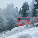 AD ROUND UP: ARCHITECTURE IN THE SNOW