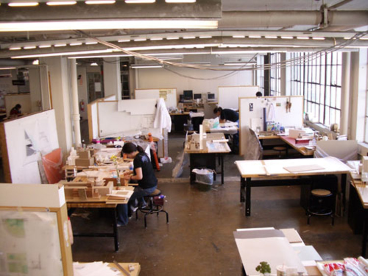 Architecture School Studio reframing the stats about architecture | archdaily