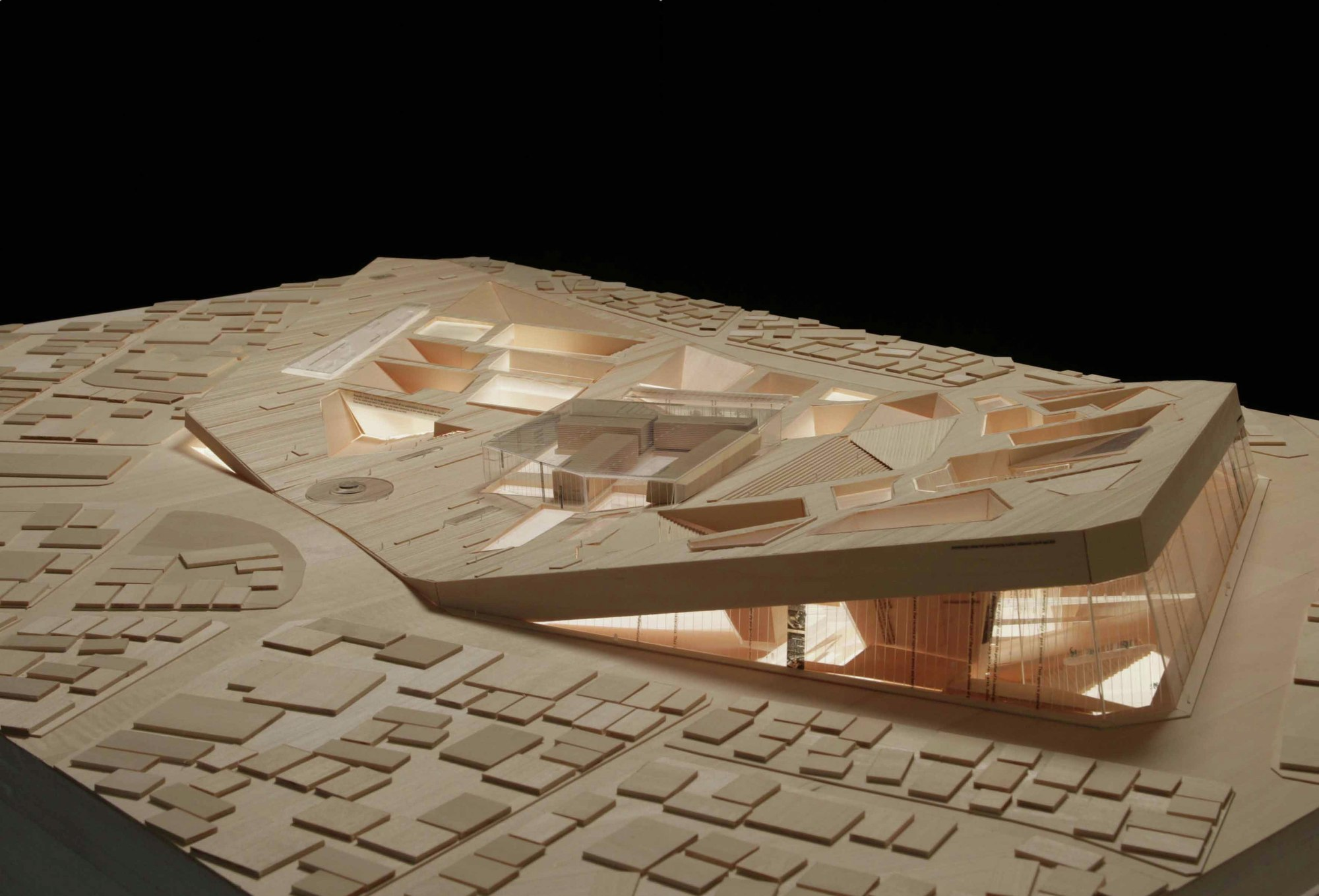 gallery of asian culture complex    unsangdong architects