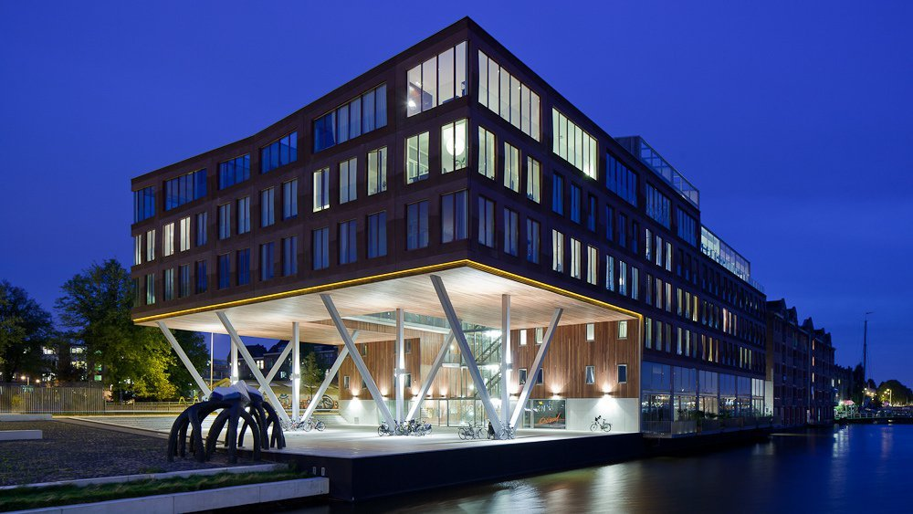 gallery of architecture city guide amsterdam 4