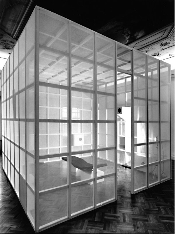 beauty quality design wholesale outlet Gallery of Bernhard Leitner: Sound Spaces - 16