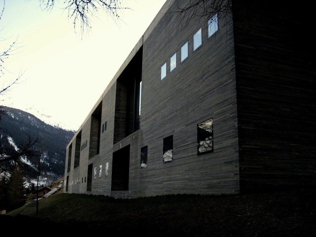 gallery of multiplicity and memory talking about architecture multiplicity and memory talking about architecture with peter zumthor therme vals courtesy of