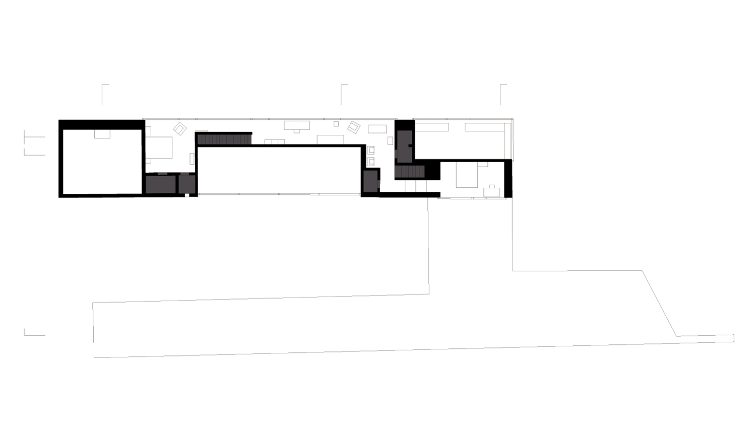 gallery of multiplicity and memory talking about architecture multiplicity and memory talking about architecture with peter zumthor zumthor house plan 02
