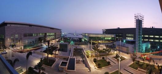 Universidade de Ciência e Tecnologia King Abdullah / HOK