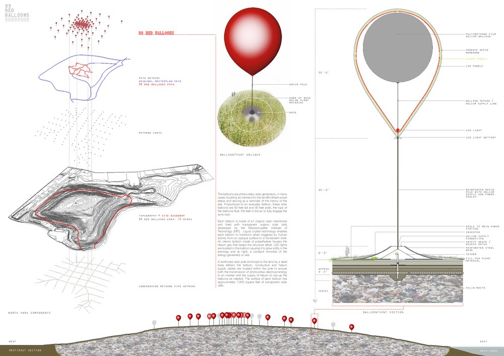Gallery of Winners announced of the 2012 Land Art Generator