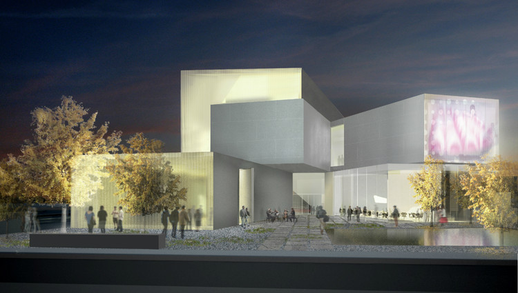 Steven Holl Architects Unveils VCU Institute For
