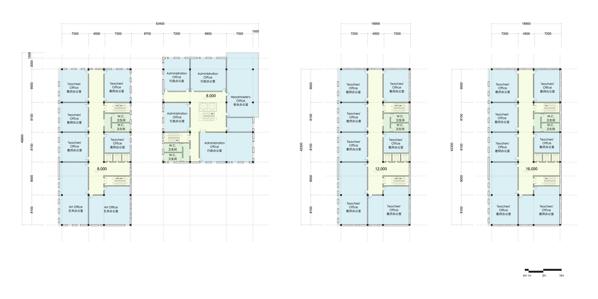 designing a house plan gallery of kunshan middle school united design 17278