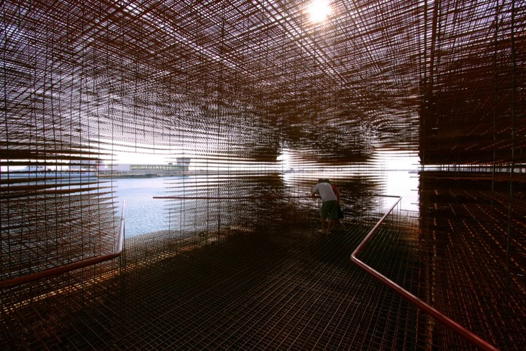 Croatian pavilion at the venice biennale archdaily for Architecture venise