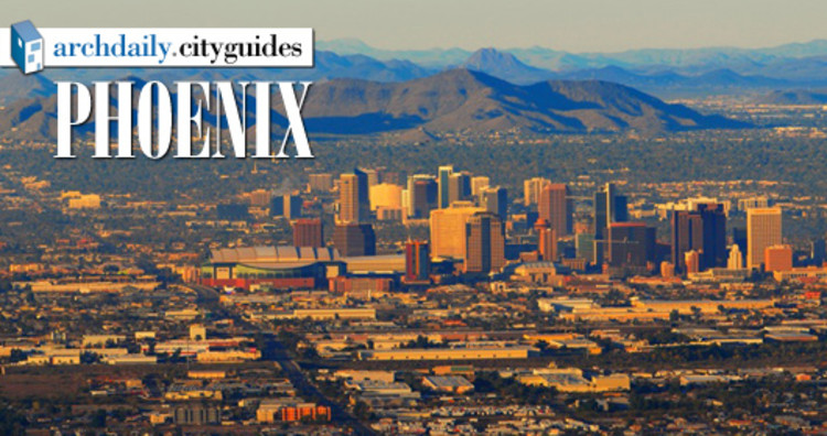 Sun City West Az >> Architecture City Guide: Phoenix | ArchDaily