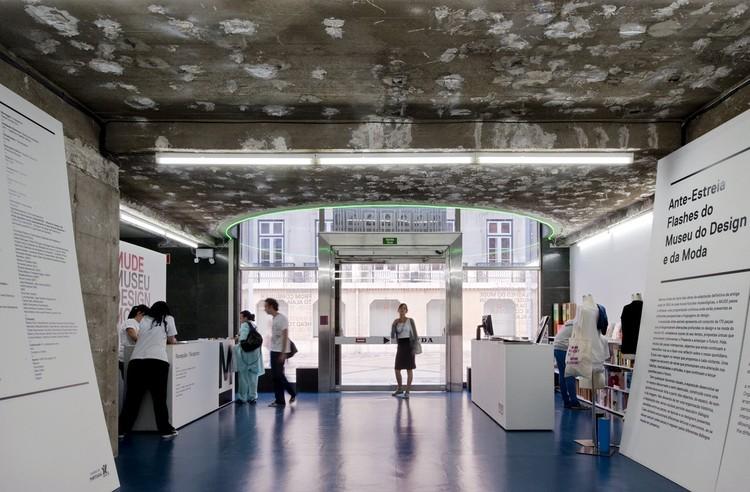Lisbon Design And Fashion Museum Ricardo Carvalho Joana Vilhena Arquitectos Archdaily