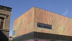 NBK Terracotta Façade Panels / Hunter Douglas Contract