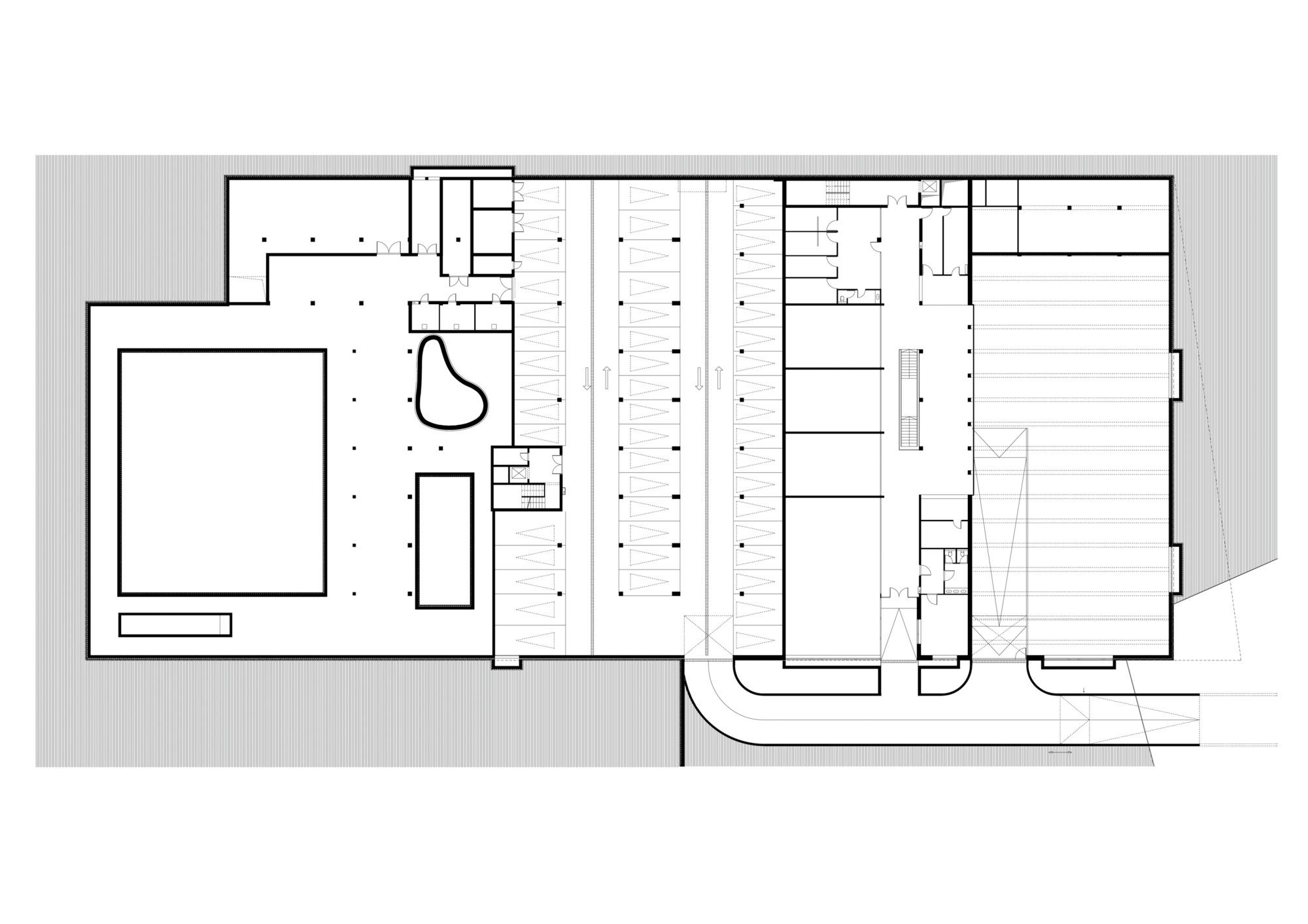 Popular Basement Floor Plan