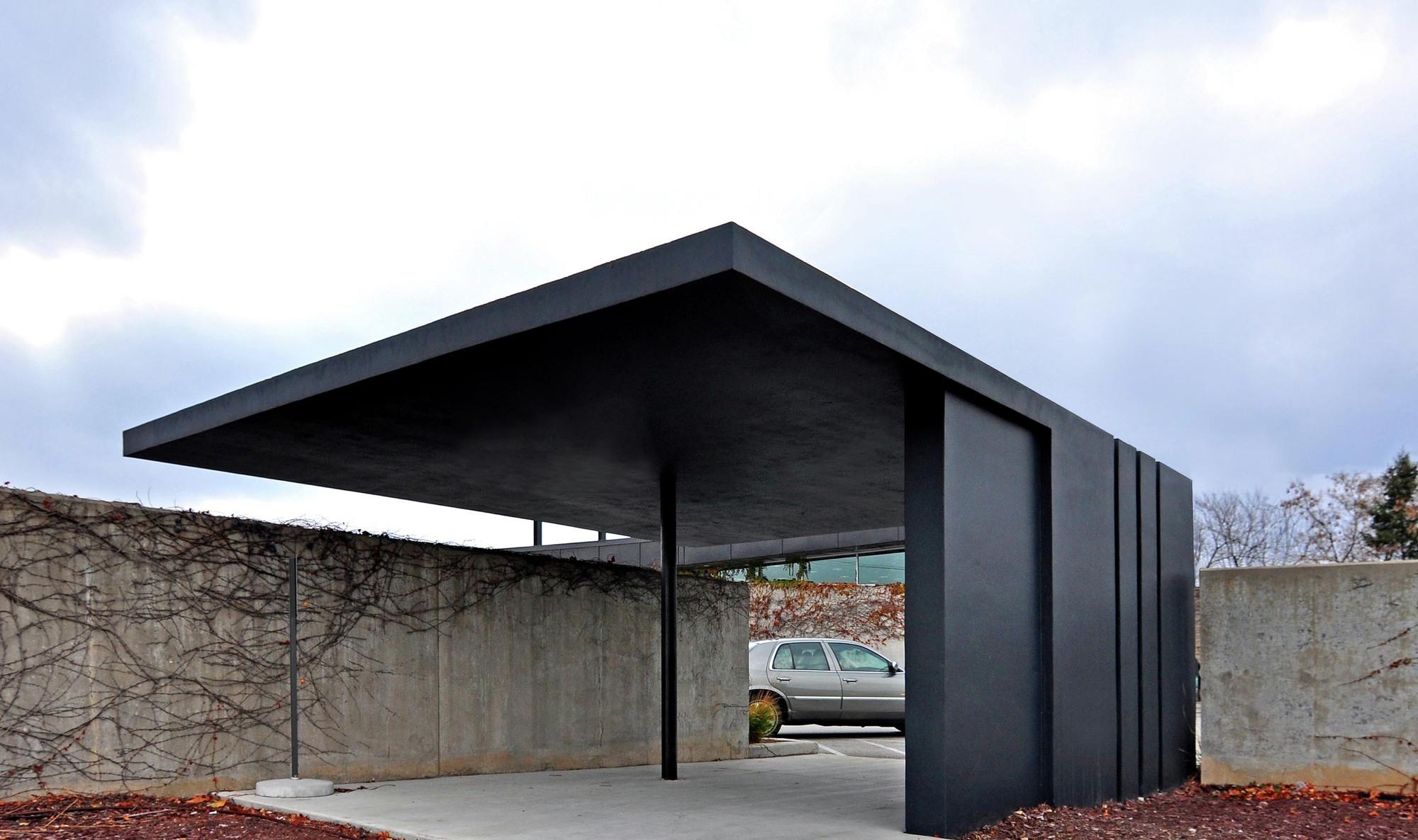 Gallery Of Layton Pavilion Johnsen Schmaling Architects 3
