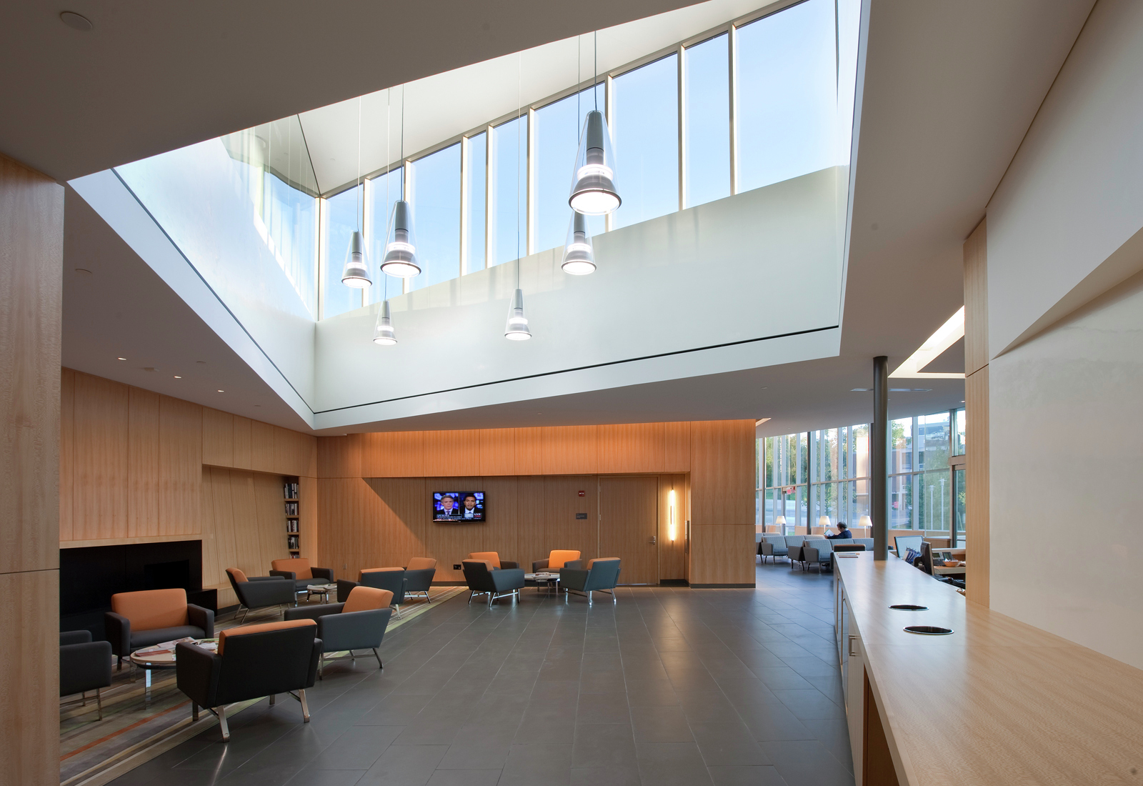 Gallery Of Admissions Center Brandeis University