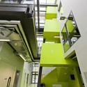 GREEN INCUBATOR / PLUS THREE ARCHITECTURE