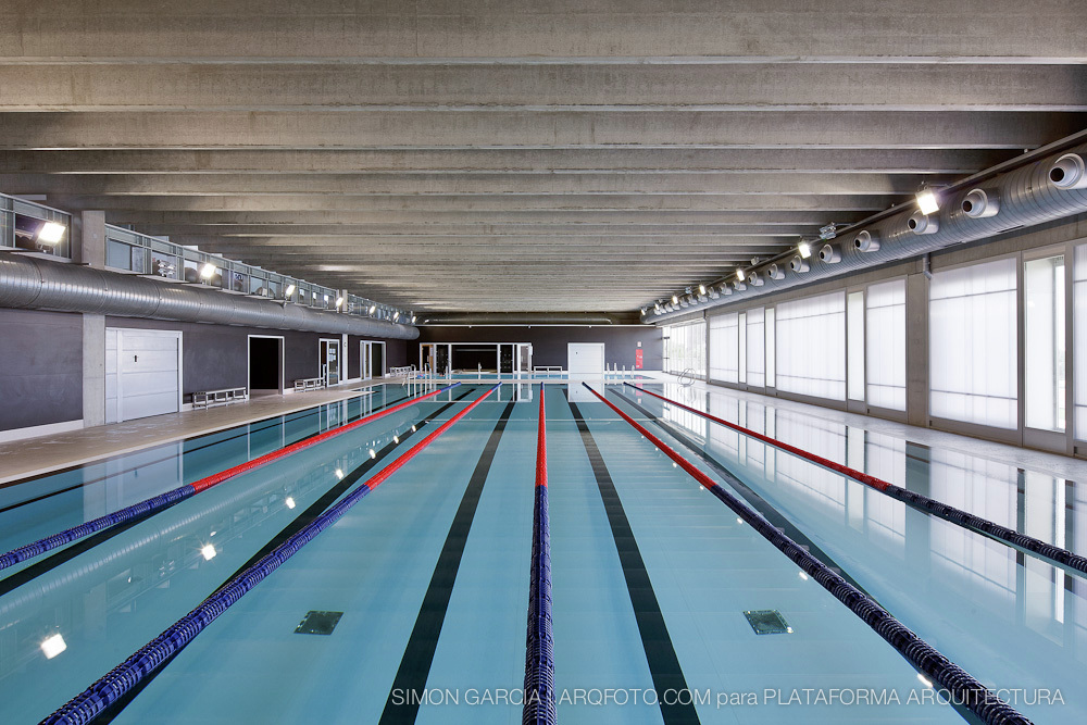 Swimming Pool Architects : Swimming pool pich aguilera architects archdaily