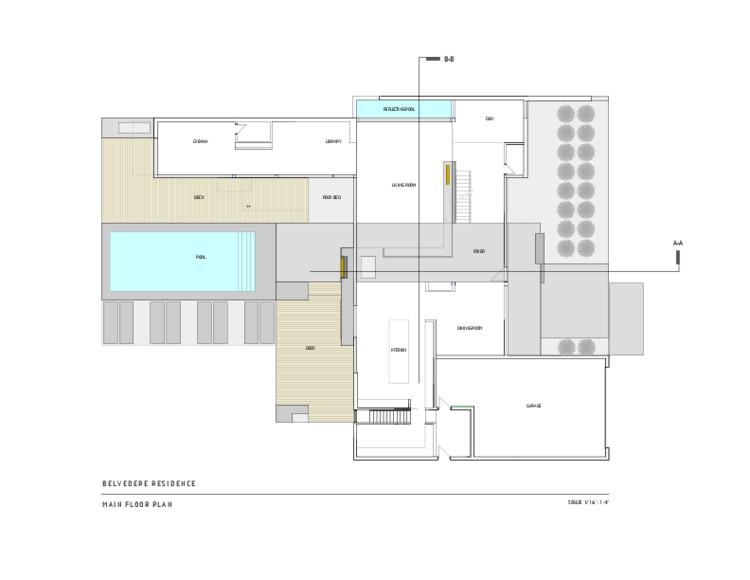 Spectacular First Floor Plan