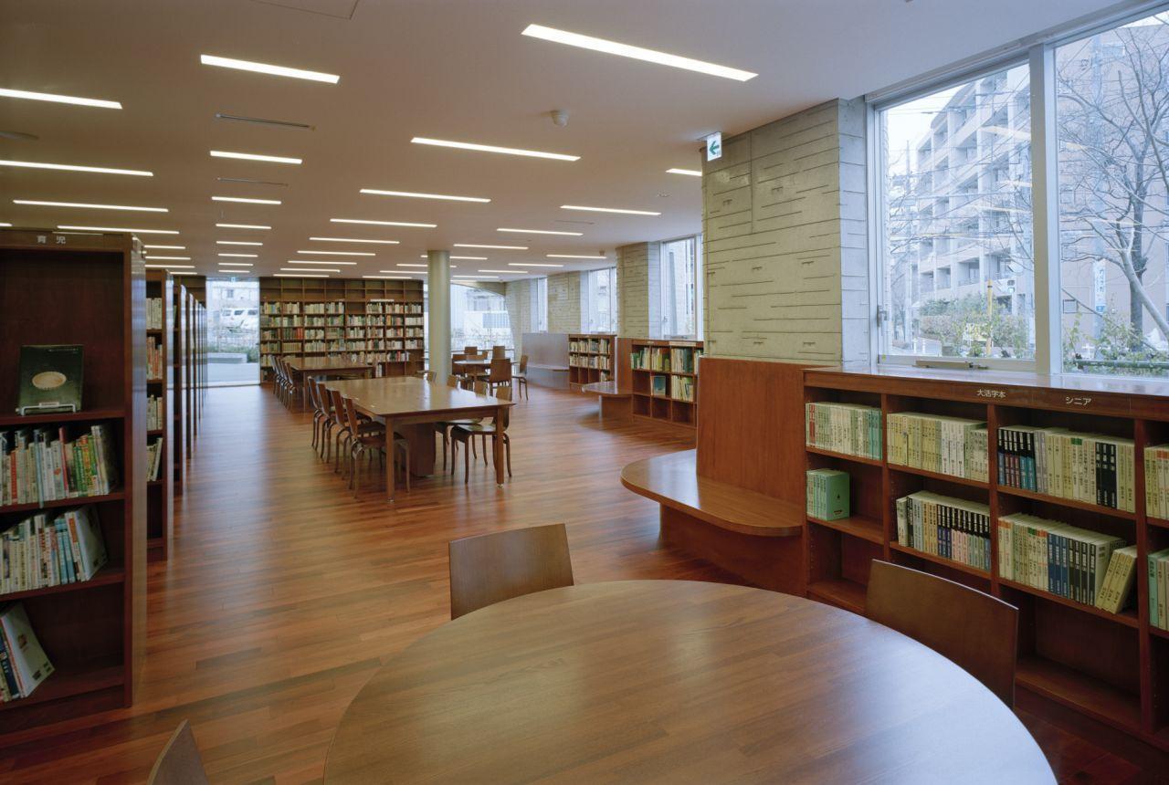 Gallery of karakida community center chiaki arai urban for Center tipoi design
