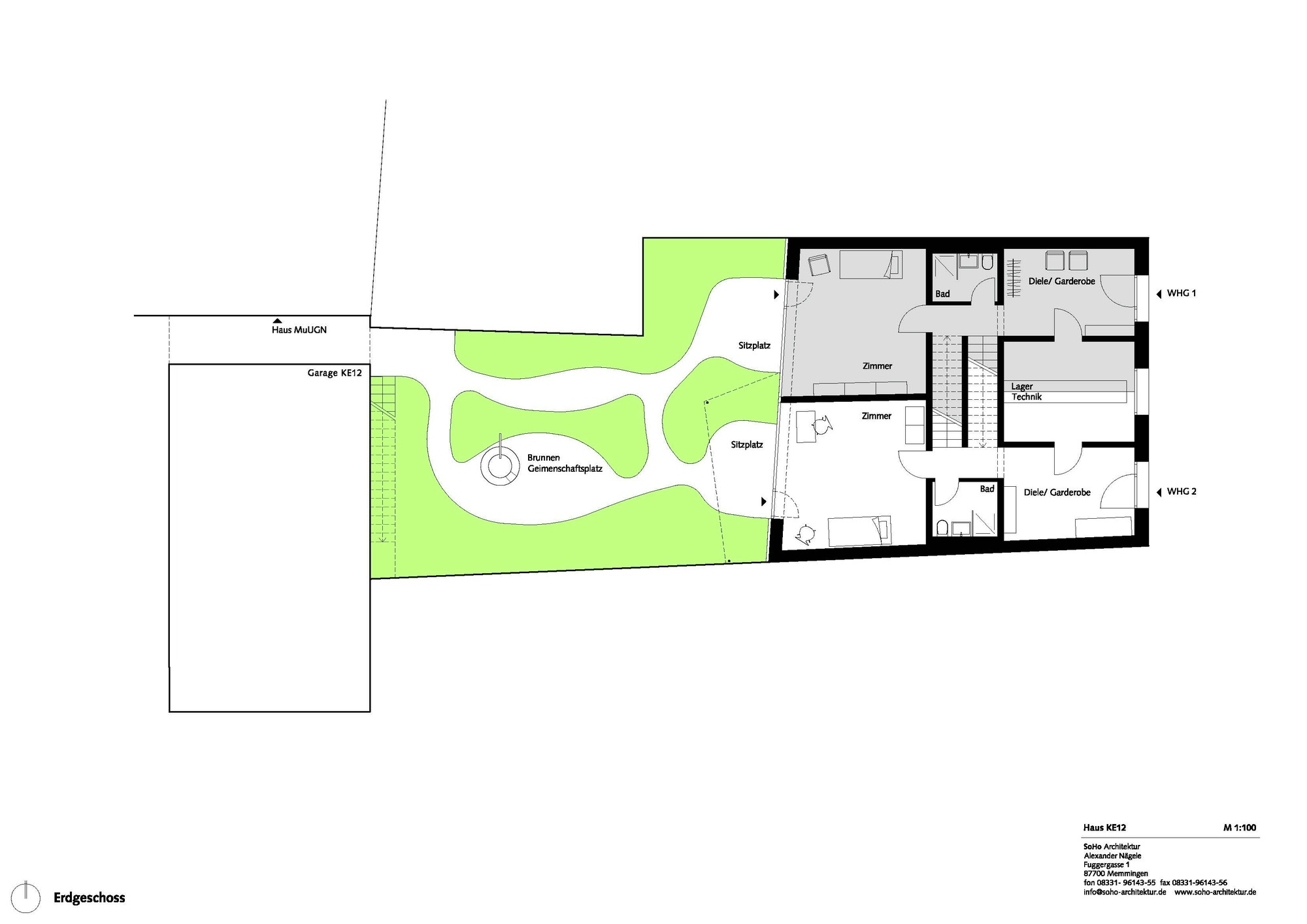 Gallery Of House Ke12 Soho Architektur 9
