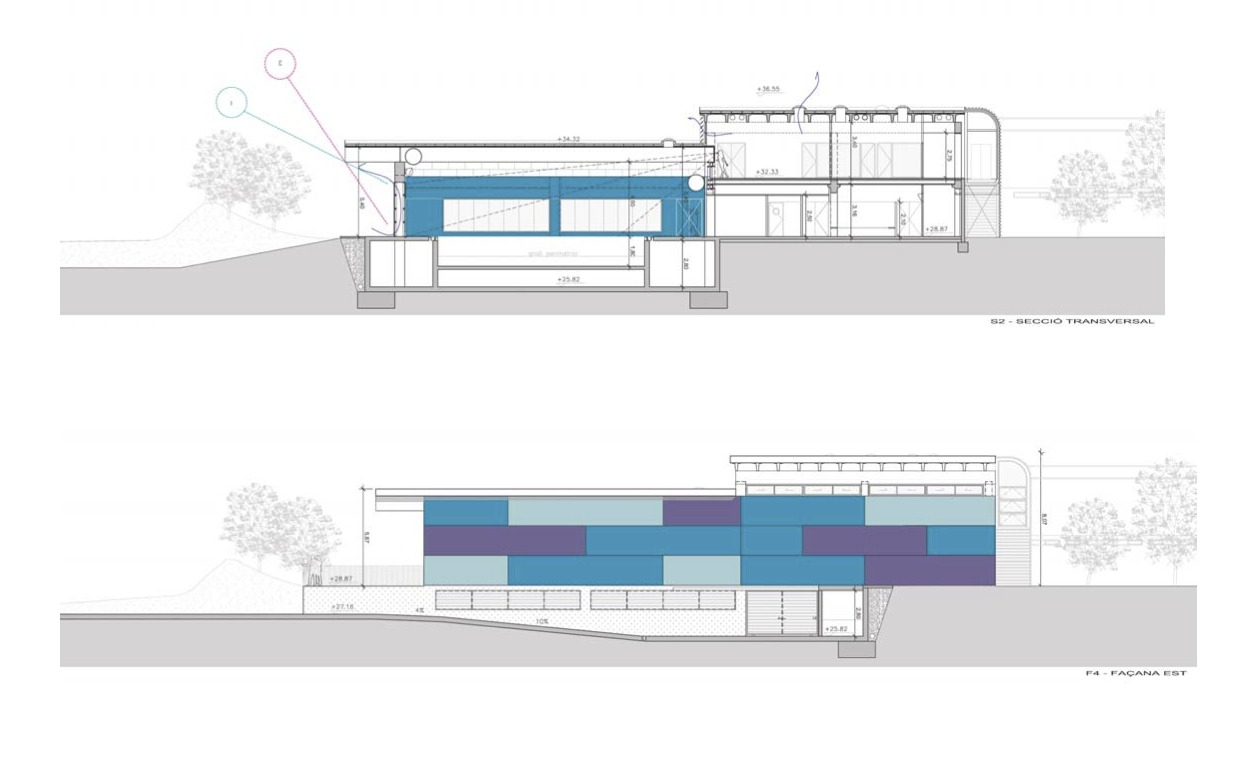 Gallery Of Swimming Pool Pich Aguilera Architects 12