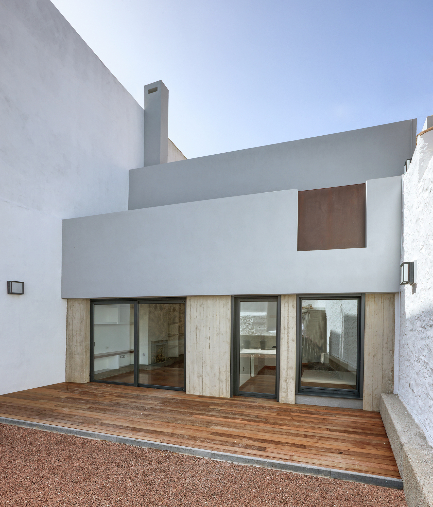 Gallery of housing in canary islands alejandro beautell 25 - Alejandro beautell ...
