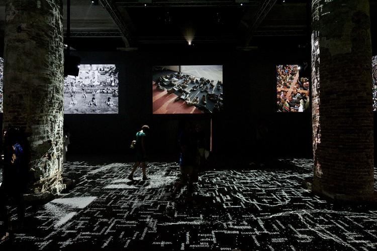Venice Biennale 2012: Gateway / Norman Foster, © Nico Saieh