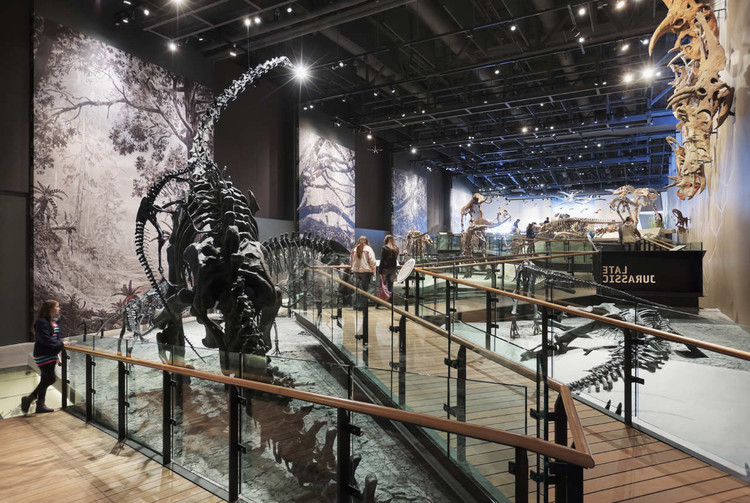 Natural History Museum Of Utah Ennead Architects Archdaily