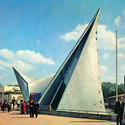 AD CLASSICS: EXPO 58 + PHILIPS PAVILION / LE CORBUSIER AND IANNIS XENAKIS