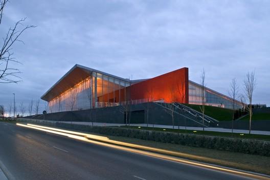 Centro cultural Miguel Delibes / Ricardo Bofill