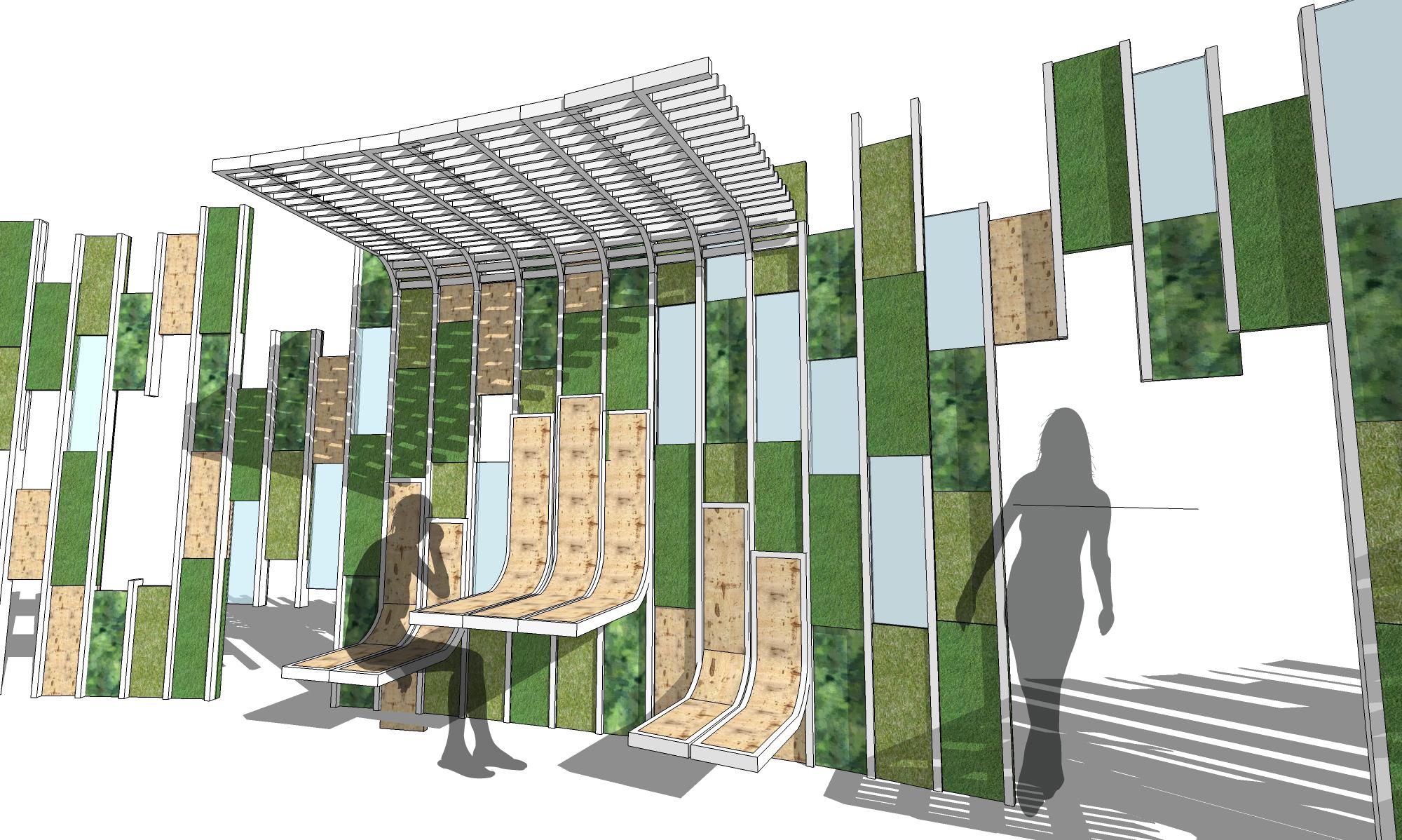 Urban Design Furniture gallery of waterfront furniture / alo design - 7