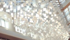 Video: eCloud Sculpture at San Jose International Airport