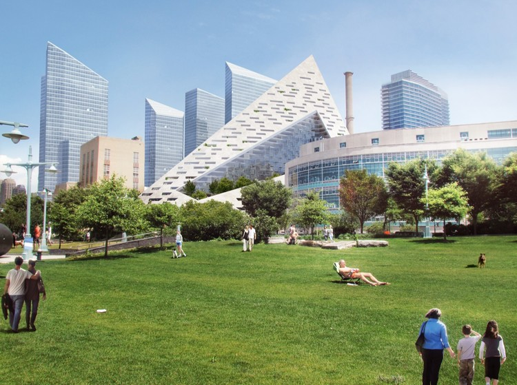 a big new york debut west 57th archdaily