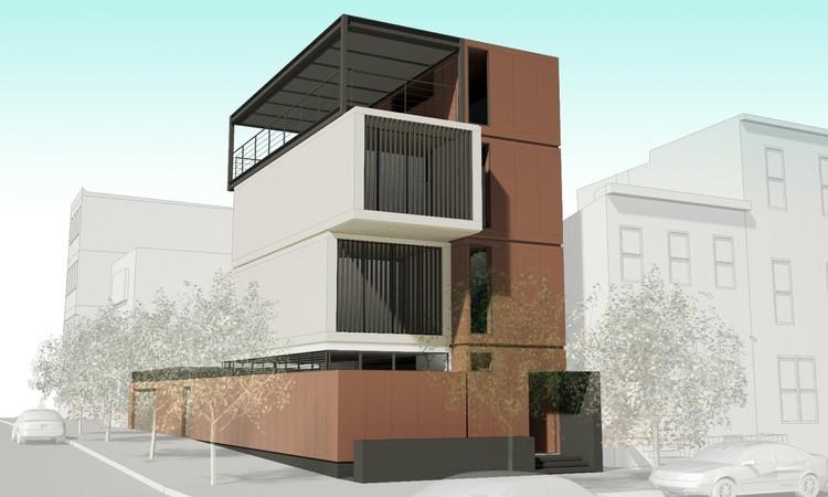 Courtesy Of Garrison Architects
