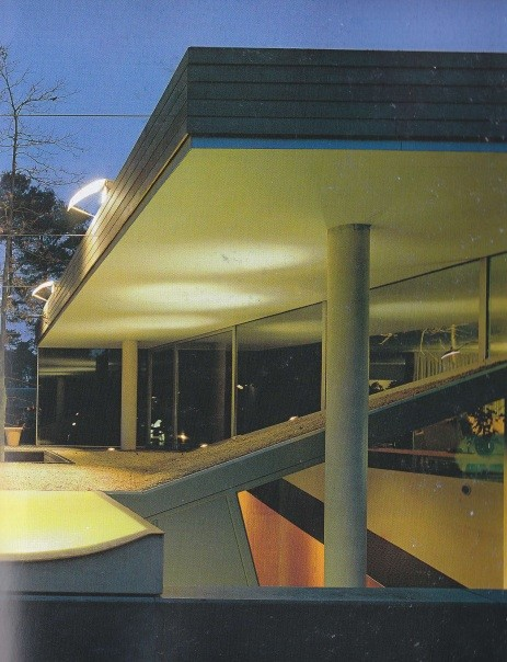 Dutch house rem koolhaas archdaily for Dutch house